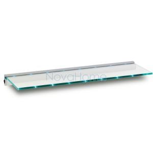 ράφι γυάλινο φωτιζόμενο με LED