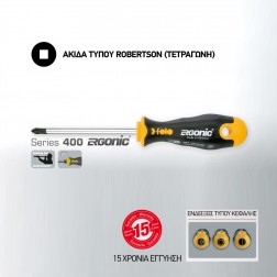 ΚΑΤΣΑΒΙΔΙ FELO 400 ROBERTSON 2 - 160mm